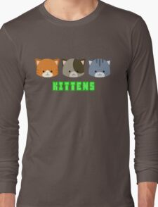 Kittens Long Sleeve T-Shirt