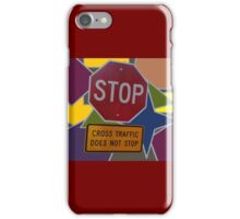 Signs iPhone Case/Skin