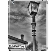 Pleasant Point iPad Case/Skin