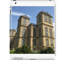 Hardwick Hall, Derbyshire iPad Case/Skin