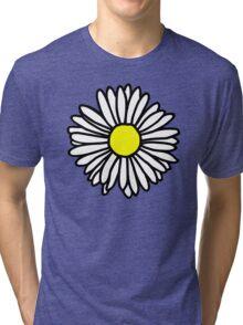 Daisy and Daisies Tri-blend T-Shirt