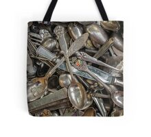 spoonfull of spoons Tote Bag