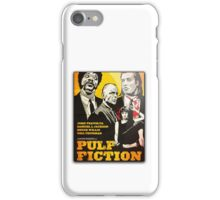Pulp fiction cartel iPhone Case/Skin