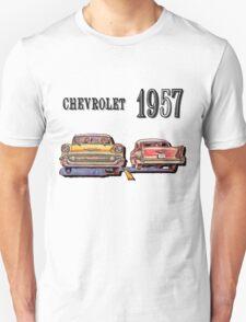 1957 Chevy Unisex T-Shirt