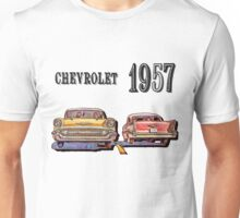 1957 Chevy Unisex T-Shirt