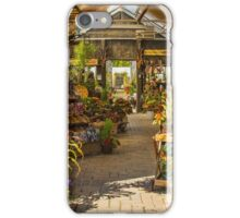 A Perfect Gardener's Place iPhone Case/Skin