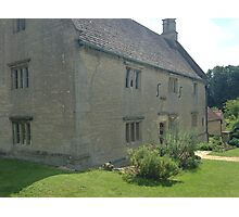 Isaac Newton's House Photographic Print