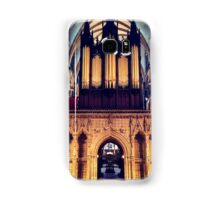 Organ, Lincoln Cathedral Samsung Galaxy Case/Skin