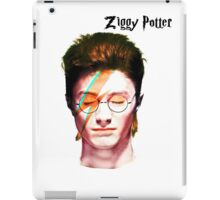 Ziggy Potter  iPad Case/Skin