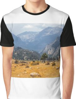 Rocky Mountains National Park Graphic T-Shirt