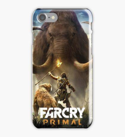 Far Cry Primal Adventure Game  iPhone Case/Skin