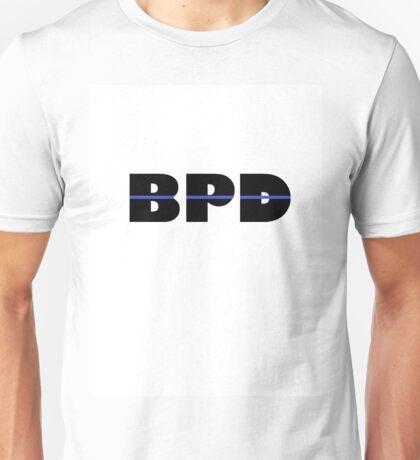 Binghamton Police Department Unisex T-Shirt