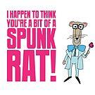 Spunk Rat by samedog