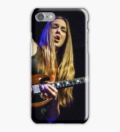 butch trucks guitar performance iPhone Case/Skin
