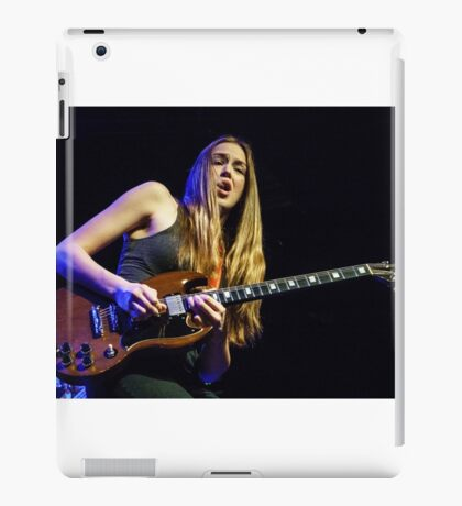 butch trucks guitar performance iPad Case/Skin