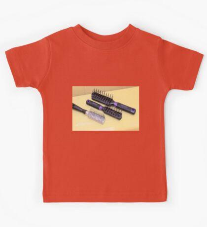 The Brush Off Kids Tee
