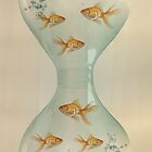 Hour Glass Goldfish by vinpez