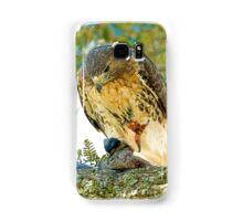 Red Tailed Hawk Samsung Galaxy Case/Skin
