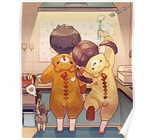 Couple Of Bears! Poster