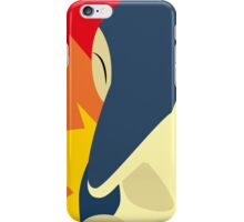 Cyndaquil - 2nd Gen iPhone Case/Skin