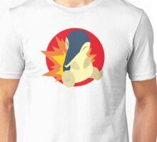 Cyndaquil - 2nd Gen Unisex T-Shirt