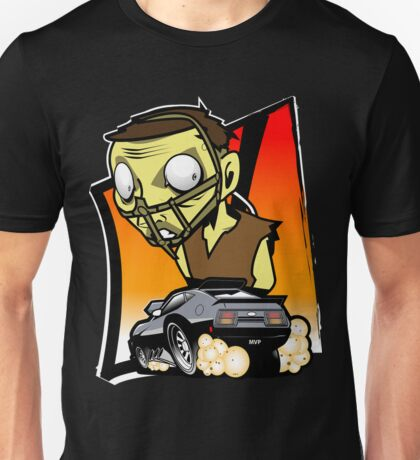 Mad Cop On Board Unisex T-Shirt