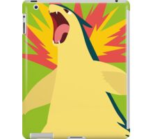 Typhlosion - 2nd Gen iPad Case/Skin