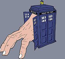 Hermit TARDIS by ConcreteBalloon
