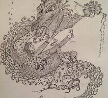 Dragons can be beaten. by Wendi Seymour