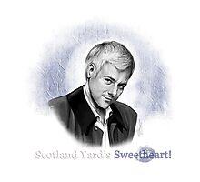 Scotland Yard's Sweetheart Photographic Print