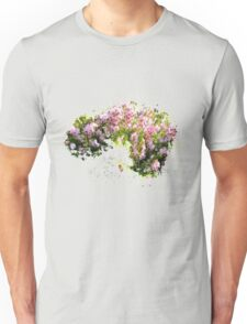 Flower Galaxy Unisex T-Shirt