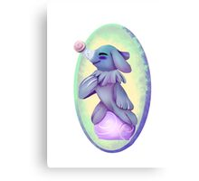 Pokemon Starter Popplio  Canvas Print