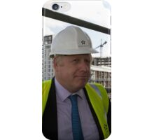 Boris Johnson Mayor of London iPhone Case/Skin