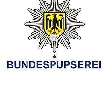 Bundespupserei (Bundespolizei Logo) by e-gruppe