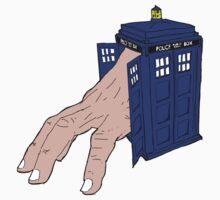 Hermit TARDIS One Piece - Short Sleeve