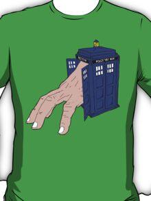 Hermit TARDIS T-Shirt