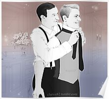 Mystrade - Not a Prince Charming Poster