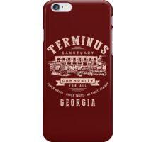 Terminus Sanctuary Community (light) iPhone Case/Skin