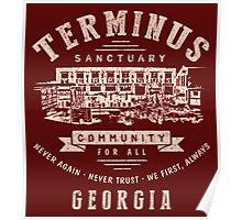 Terminus Sanctuary Community (light) Poster