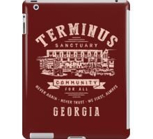 Terminus Sanctuary Community (light) iPad Case/Skin