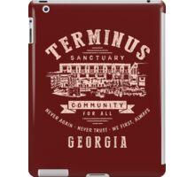 Terminus Sanctuary Community (light) iPad Case/Skin