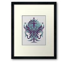 Excalibur Framed Print