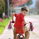 Trike Time by Tracy Friesen