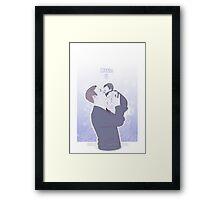 Mystrade Parent AU - Lil G Framed Print