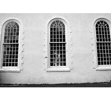 Windows of the Past Photographic Print