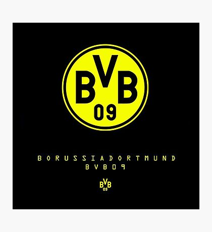 Borussia Dortmund BVB Photographic Print