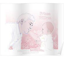 Mystrade Parent AU - Prince William Poster