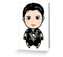 Sidney Crosby Greeting Card