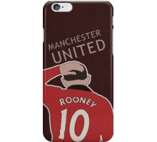 Phone Case Wayne Rooney iPhone Case/Skin