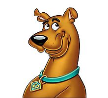 Nature of Scooby Doo Photographic Print